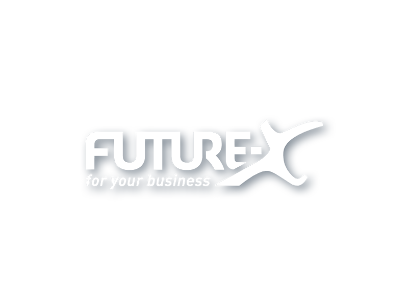 Logo Referenzen: Future X Software